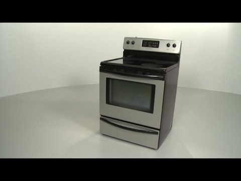 Frigidaire Electric Range/Stove/Oven Disassembly