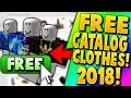 (*NEW*) FREE ITEMS FROM THE ROBLOX CATALOG 2018! (DECEMBER)