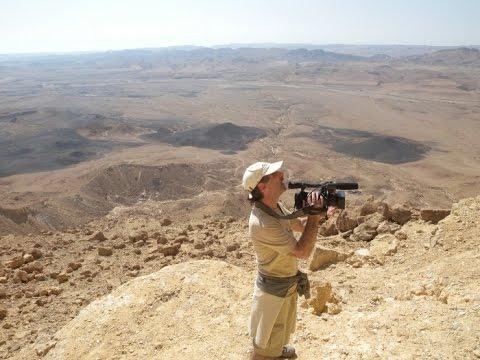 Turismo y aventura en el desierto del Negev - Israel