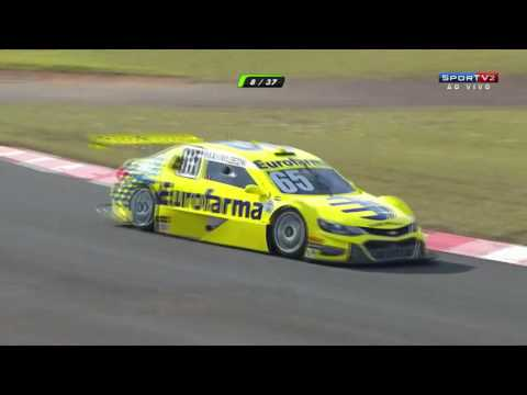 Stock Car Brasil 2016. Round 5. Tarumã. Race 1