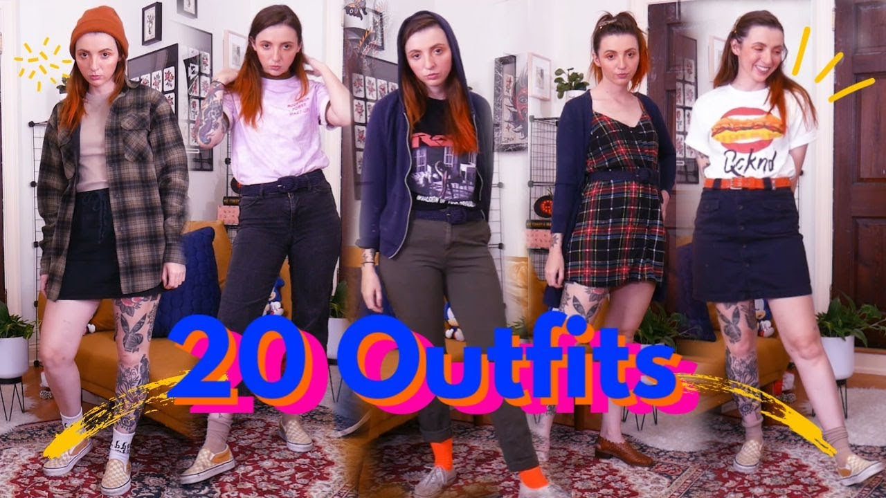 20 Back to School Outfits (Summer/Fall Fashion) 8
