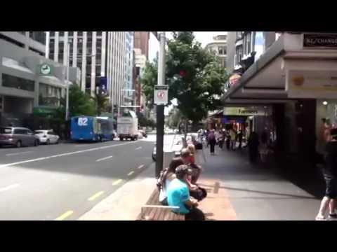 Zarul Umbrella Travelog Video - Auckland,New Zealand