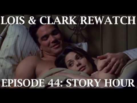 Lois & Clark Rewatch 44 - Story Hour