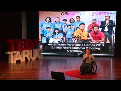 Push to Inspire | Daniel Lee | TEDxTARUC