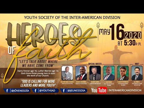 Heroes Of Faith | Youth Society