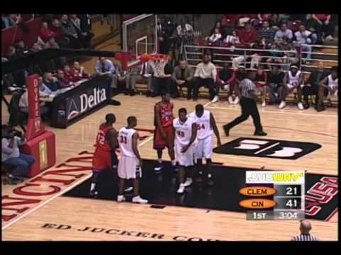 Throwback Thursday - Cincinnati vs. Clemson - 2003