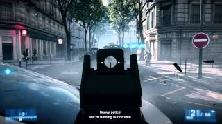 Battlefield 3: Walkthrough - Part 9 [Mission 6: Nuclear Threat] (BF3 Gameplay) [360/PS3/PC]