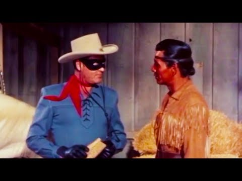 The Lone Ranger | Oulaw Masquerade | HD | TV Series English Full Episode