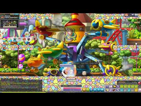 MapleStory Reboot Adventure Episode 7 - GAINS On My Meso Farmer