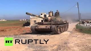 Syria: Army ends 3-year siege of 2 Shiite towns in Aleppo