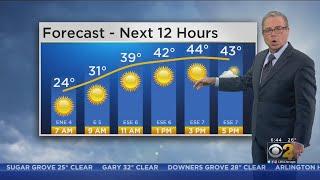 CBS 2 Weather Watch (6AM, March 26, 2019)