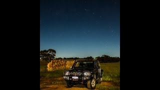 79 Series Land Cruiser V8 Turbo Diesel 3' exhaust