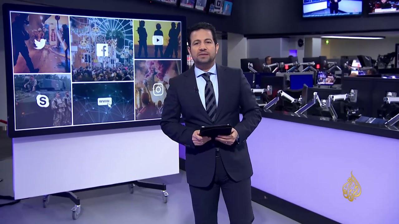 الجزيرة:نشرة الثامنة- نشرتكم 2018/2/20