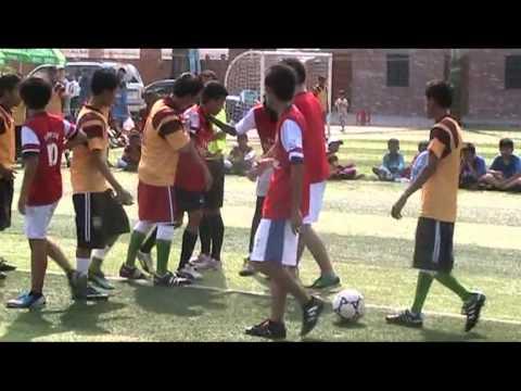 Human Right Soccer Tournament