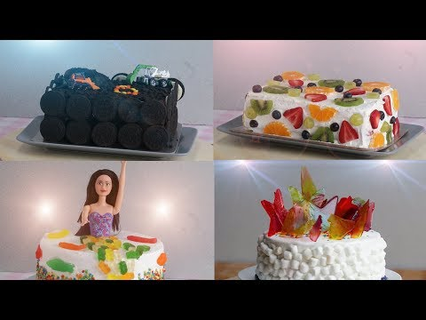 Download Youtube: Turn Store Bought Cakes Into Themed Cakes For Birthdays