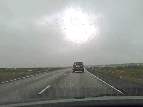 45min drive in Iceland Reykjavik to Selfoss