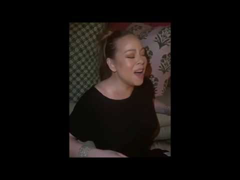 """Mariah Carey - SLAYS """"There's Got To Be A Way"""" Acapella! (2020)"""
