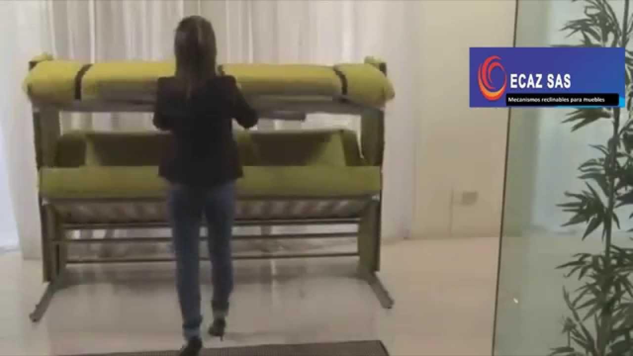 el mejor sofa cama del mundo youtube