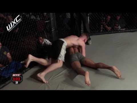 Grant Cashman Vs Marcus Maulding 185 Belt WXC 61