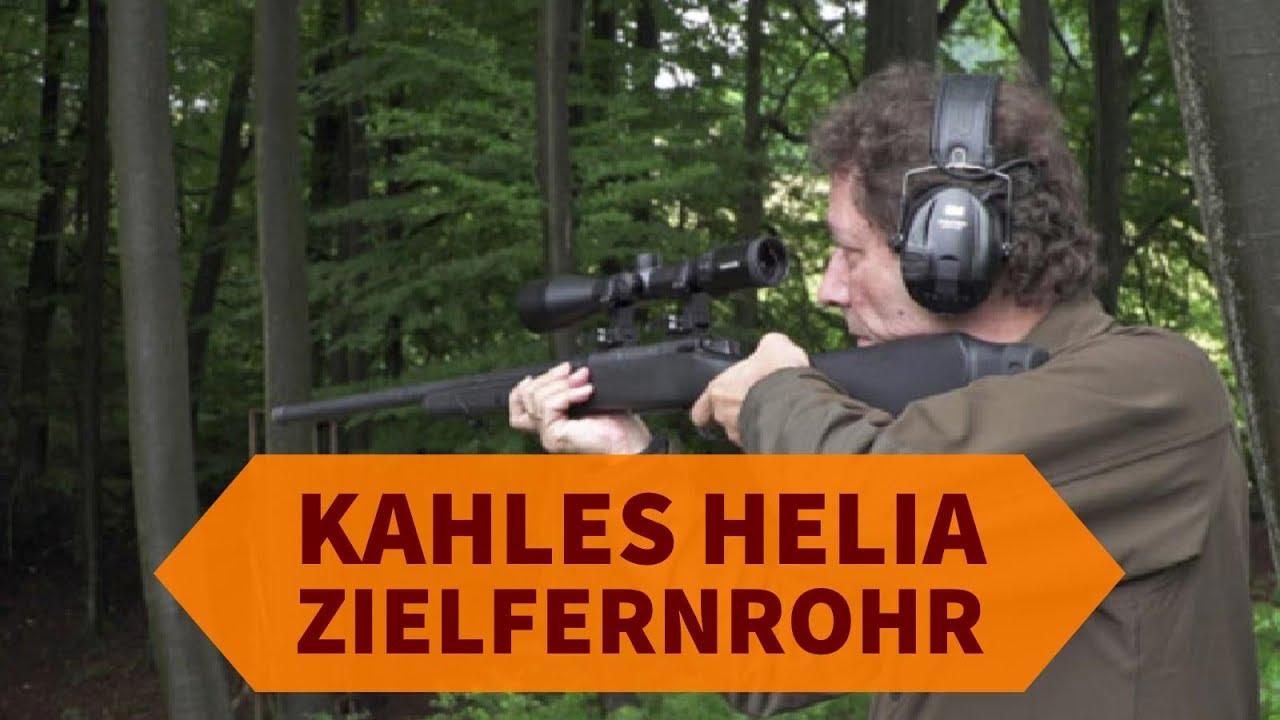 Kahles helia zielfernrohre: welche zieloptik eignet sich für welche