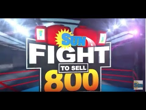 Sun Chevy Fight to Sell 800!  Choose an Apple Product With Purchase!