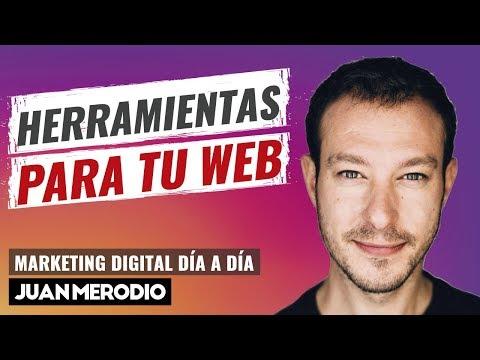 5 HERRAMIENTAS PARA MEJORAR TU WEB