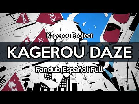 KAGEROU DAZE by Tricker (Cover Full Español)