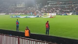 Pogoń - Legia hymn 09.11.2018