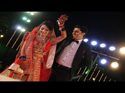 Wedding Story - Nilesh Weds Amruta