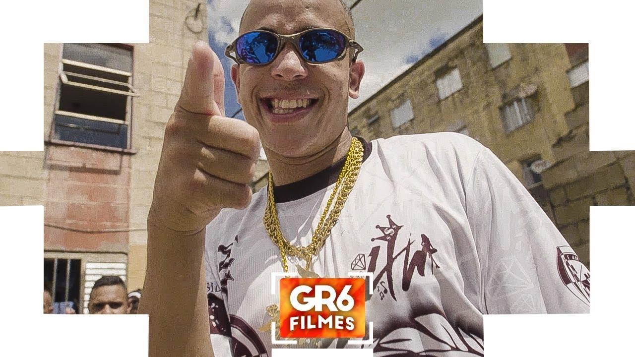 MC  BA - Nois é Favela (GR6 Filmes) DJ Oreia