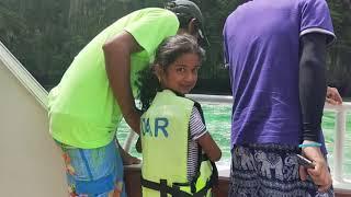 Phuket Thailand Travel kids Tamil Part 2