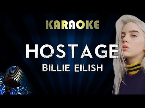 Billie Eilish - Hostage (Karaoke Instrumental)
