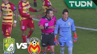 VAR le quita el empate y pase a semifinales al León | León 1 - 2 Morelia | Liga Mx - AP 19 - Cuartos