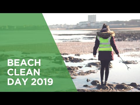BCD: Beach Clean Day - Practicing CSR & sustainability in our local community