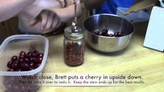 cherry pitter video review