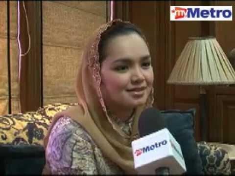 Temubual Eksklusif Datuk Siti Nurhaliza