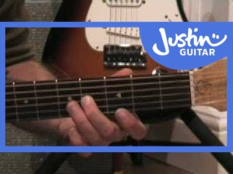 Wish You Were Here - Pink Floyd #3of4 (Songs Guitar Lesson ST-301) How to play
