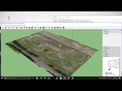 Creating Assetto Corsa Tracks in 3dsmax (Tutorial) Part 2 by