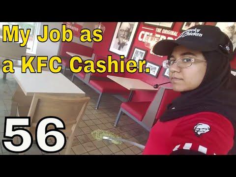 My Job As A KFC Cashier!