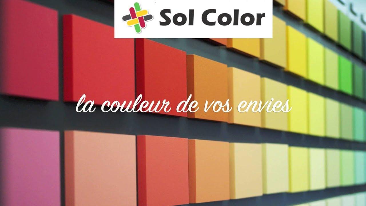 Promotion sur la peinture chez Sol Color Dunkerque