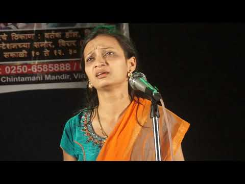 Act performance By Johaar Film & Theatre Academy student of Jagruti Ghodwinde