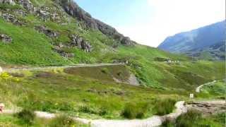Ireland And Scotland - August 11th - Loch Lommond, Highlands, Sheepdog, Newtonmore