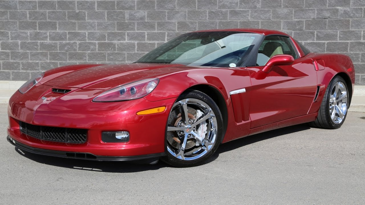 maxresdefault - 2012 Chevrolet Corvette Grand Sport Coupe 3lt