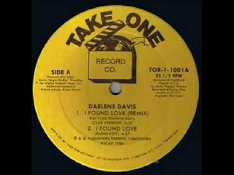 Darlene Davis - I Found Love