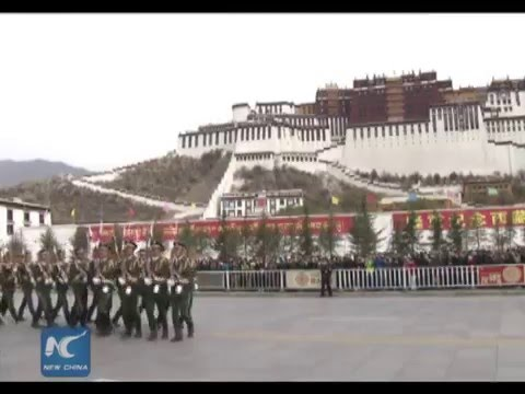Tibet marks Serfs Emancipation Day