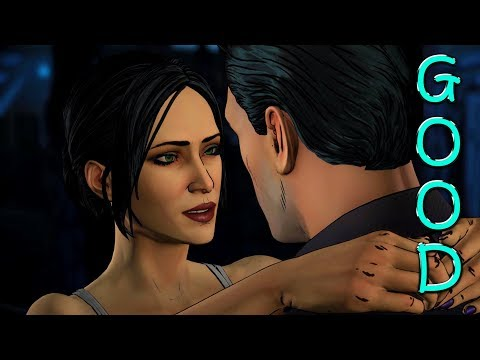 The Honest Batman - Episode 3 - Good Choices - Batman : The Enemy Within Game - Catwoman