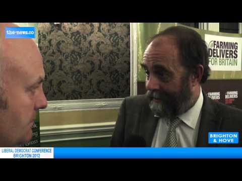 Interview With David Heath CBE MP Minister of State for DEFRA