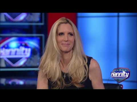 Ann Coulter on The Sean Hannity Radio Show (5/11/2017)