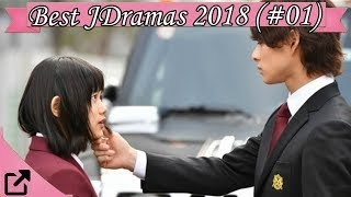 Best Japanese Dramas 2018 So Far (#01)