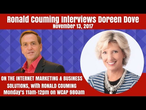 Ronald Couming interviews Doreen Dove, Image Consulting Specialist, November 13th, 2017